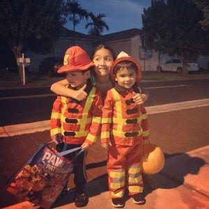 Firefighter 👨🚒 Halloween 🎃 Costume (1)